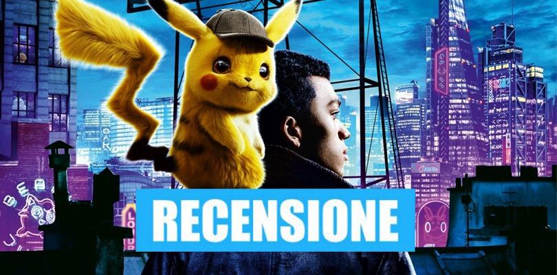 [RECENSIONE] Pokémon: Detective Pikachu, il gran debutto del primo live-action dedicato ai mostri tascabili