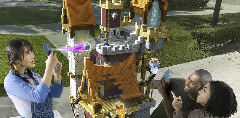 Minecraft Earth si presenta come la risposta di Microsoft all'AR di Pokémon GO
