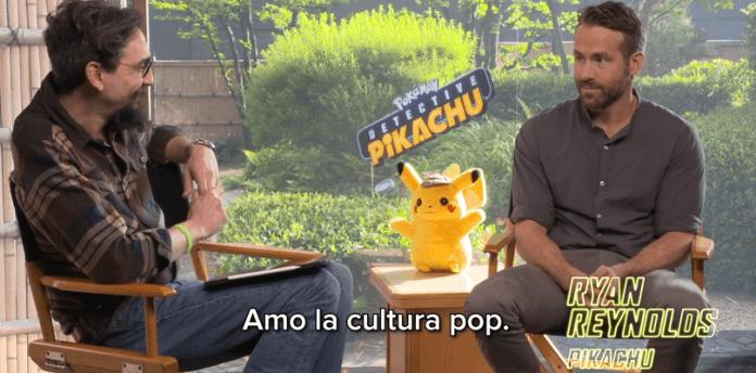 roberto recchioni ryan reynolds detective pikachu intervista