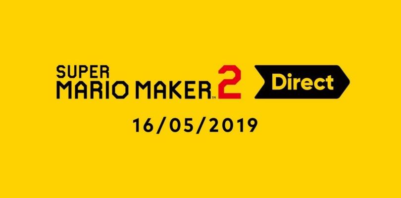 Annunciato un Nintendo Direct dedicato a Super Mario Maker 2