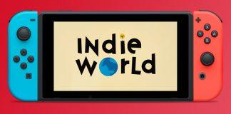 Logo del Nintendo's Indie World