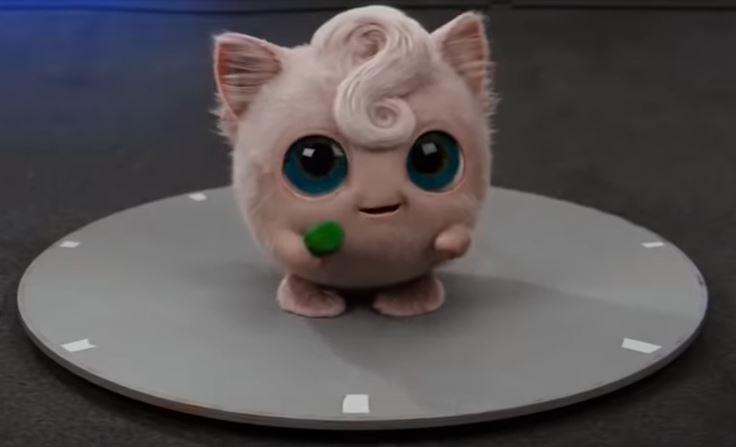 Making of di Jigglypuff in Detective Pikachu