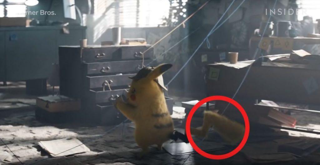 Dettaglio di Detective Pikachu