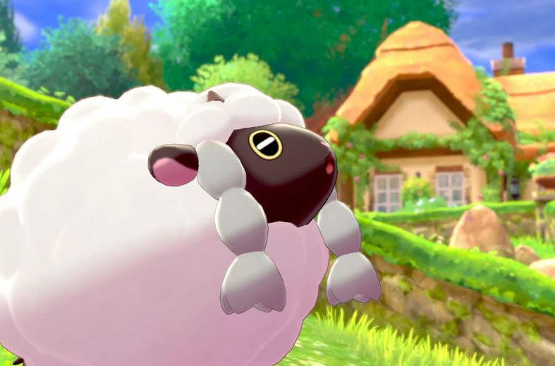 Immagine di gioco di Wooloo