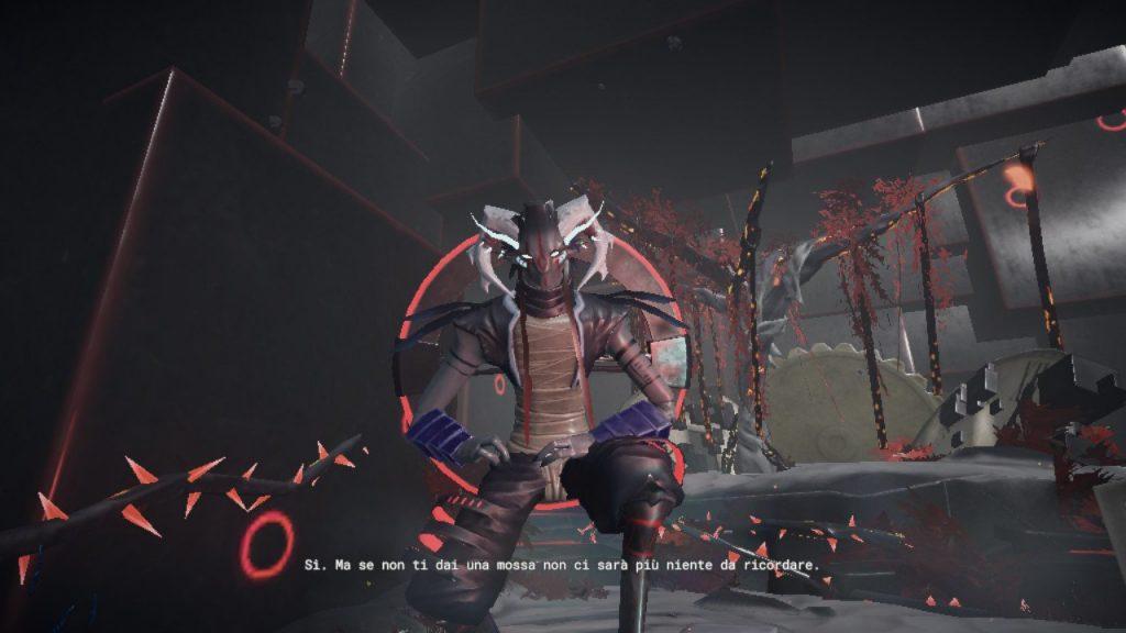 Screenshot di Unknown Fate
