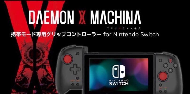 HORI presenta dei nuovi Joy Con specifici per Daemon X Machina