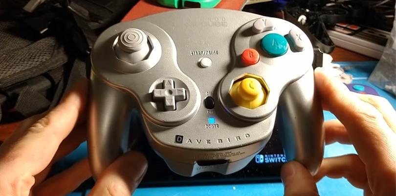Ecco a voi un controller WaveBird perfettamente compatibile con Nintendo Switch!