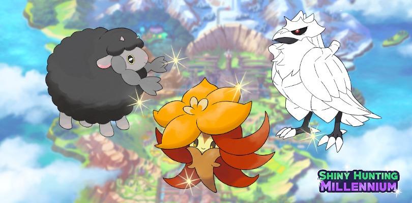 Come saranno i nuovi Pokémon di Galar in versione cromatica?