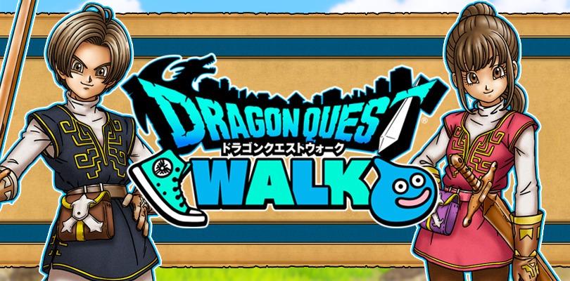 Dragon Quest Walk è la risposta di Square Enix a Pokémon GO?