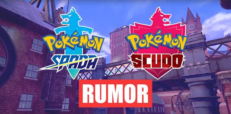 [RUMOR] Svelata la data di rilascio di Pokémon Spada e Scudo?