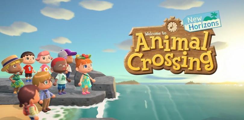 Animal Crossing: New Horizons arriva a marzo 2020