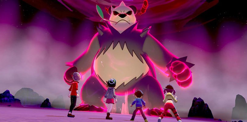 Dynamax è la nuova meccanica di Pokémon Spada e Scudo