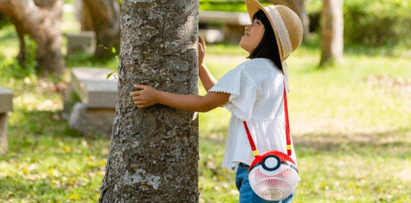 Disponibile in Giappone una Poké Ball per catturare gli insetti