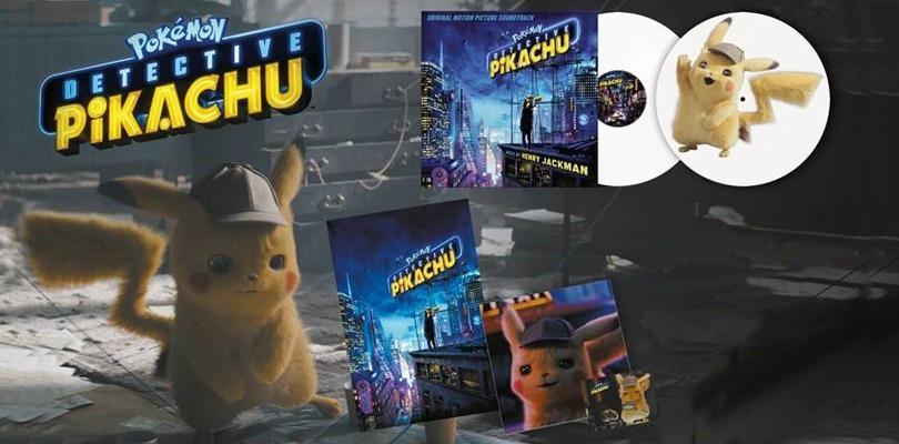 Detective Pikachu: in arrivo la colonna sonora su uno speciale disco in vinile da collezione