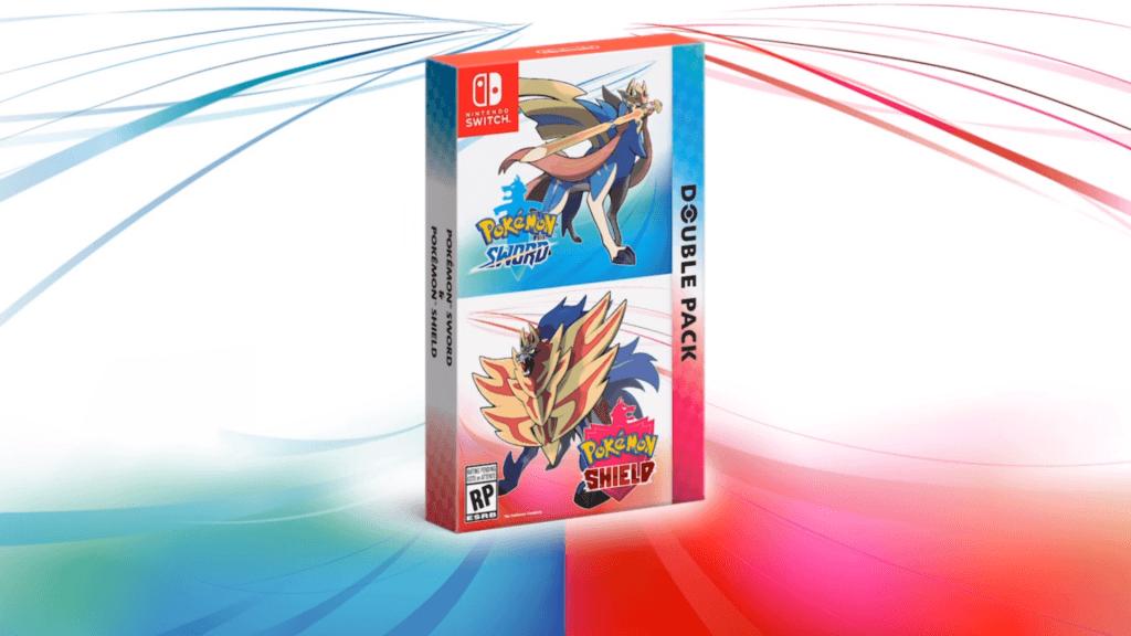 Edizione double pack Pokémon Spada e Scudo