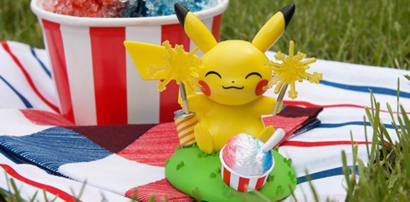 Continua la serie di Funko dedicata a Pikachu, con un omaggio alla stagione estiva