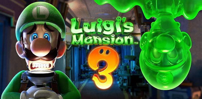 Luigi's Mansion 3 si mostra in tutto il suo spettrale splendore durante l'E3 2019