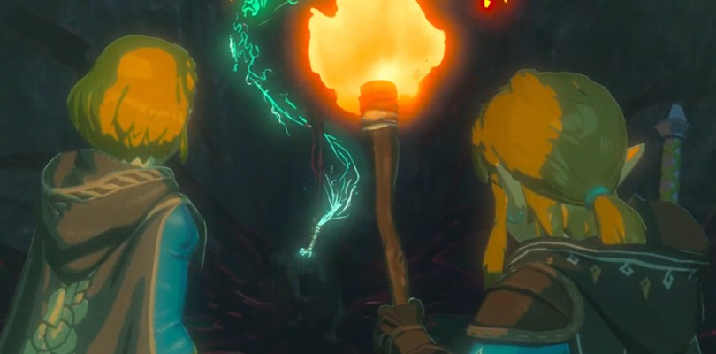 sequel Zelda breath of the wild