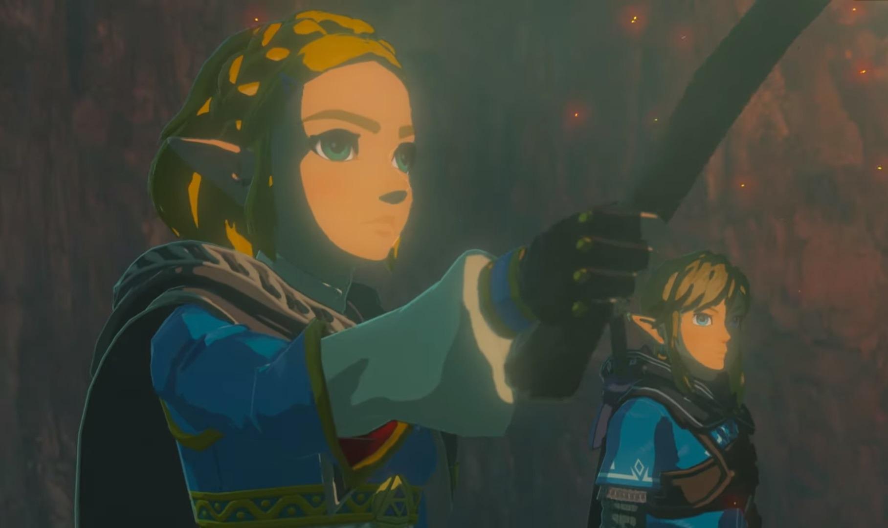 equel di Zelda breath of the wild