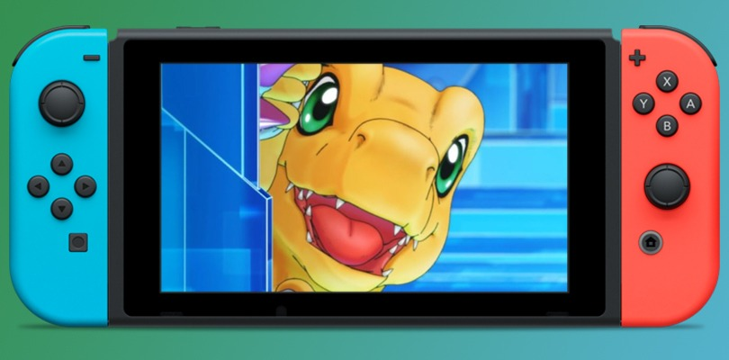 Digimon Story: Cyber Sleuth Complete Edition in arrivo su Nintendo Switch