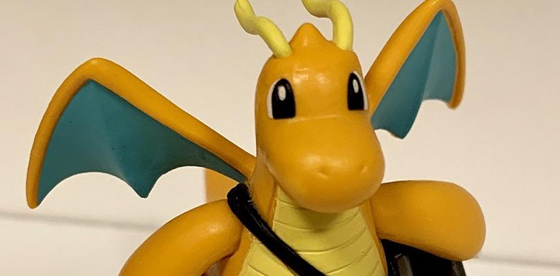 È in arrivo l'action figure di Dragonite postino dal film Mewtwo Strikes Back EVOLUTION