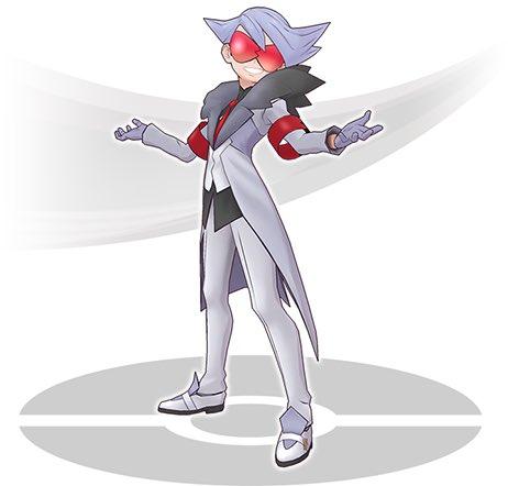 Kelian - Pokémon Masters