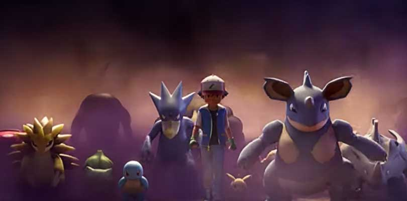 Nuovo video promozionale di Mewtwo Strikes Back EVOLUTION