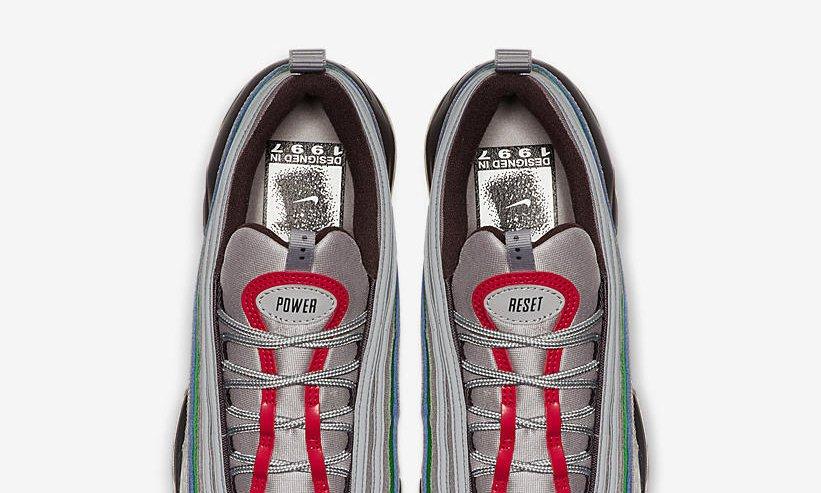 Nike Air Max 97 Nintendo 64 Edition