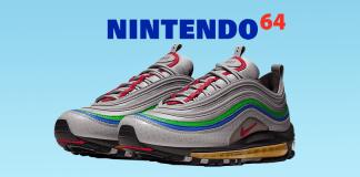 Nike Air Max Nintendo 64