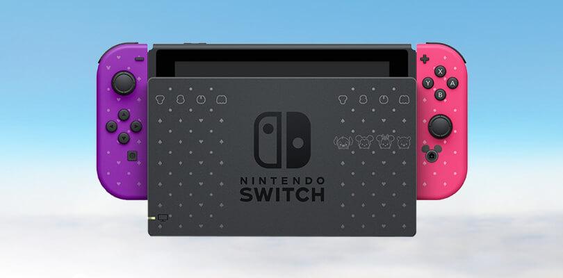 Svelata un'edizione speciale di Nintendo Switch dedicata al mondo Disney!