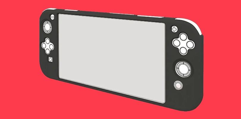 Nintendo Switch Mini esiste? L'immagine di una cover compare sul web