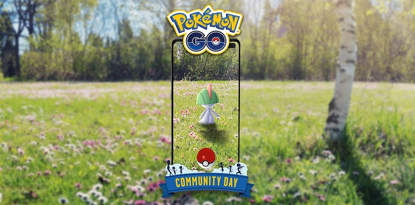 Pokémon GO Community Day Ralts