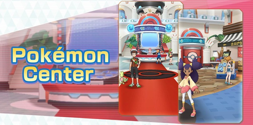 Pokémon Masters: svelato il Pokémon Center insieme ad alcuni nuovi dettagli