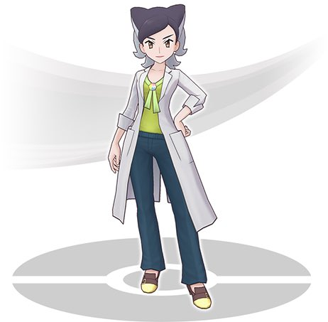 Professoressa Bellisperia - Pokémon Masters