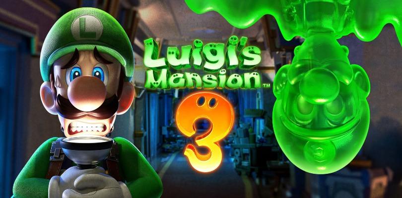 La nostra esperienza con Luigi's Mansion 3, il must-have del 2019