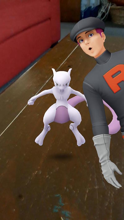 Team GO Rocket foto