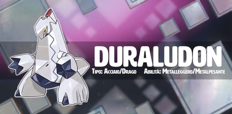 Duraludon, il Kaiju robotico erede di Omega
