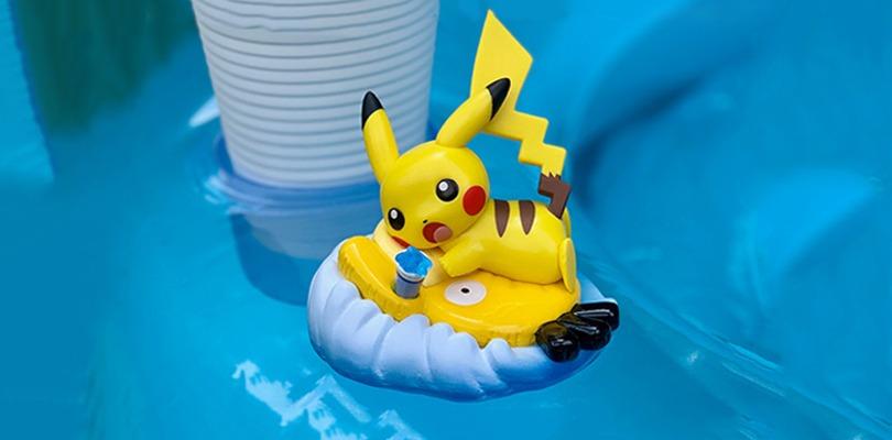 Ecco il nuovo Funko di Pikachu dedicato all'acqua e all'estate