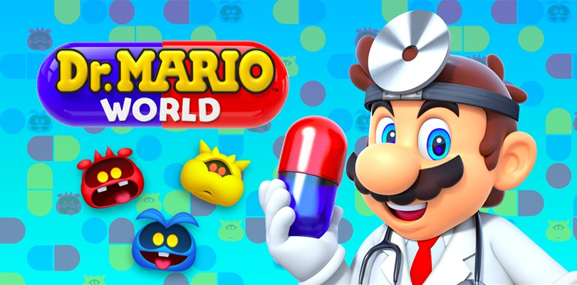 Dr. Mario World è ora disponibile per Android e iOS