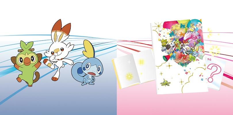 Rivelati i gadget in regalo per i preordini di Pokémon Spada e Scudo in Giappone