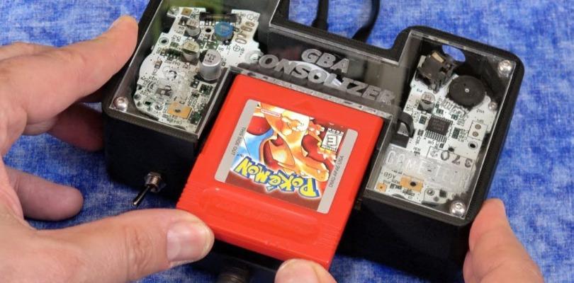 GBA Consolizer: l'incredibile dispositivo per giocare i titoli Game Boy in HD