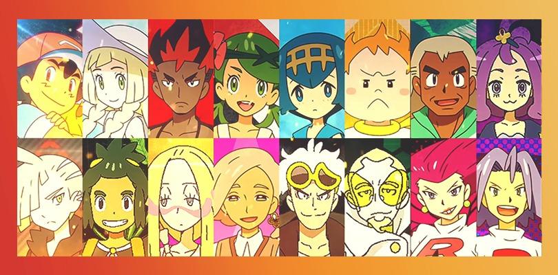 È iniziata la Lega di Alola nella serie animata