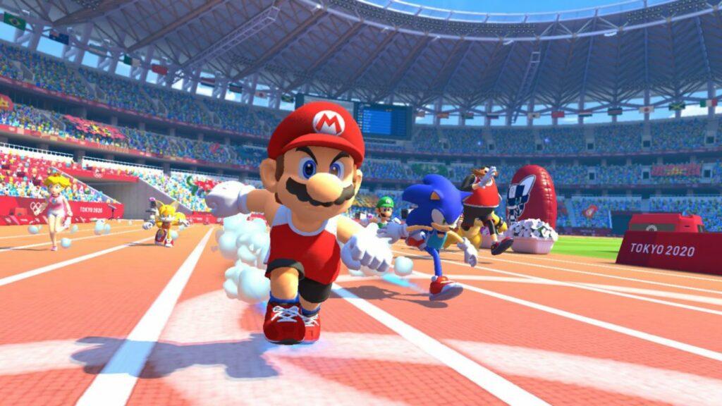 Mario e Sonic ai Giochi Olimpici di Tokyo 2020