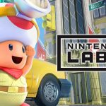 CAPTAIN TOAD: TREASURE TRACKER Labo