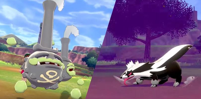 TUTTE le forme di Galar disponibili in Pokémon Spada e Scudo!