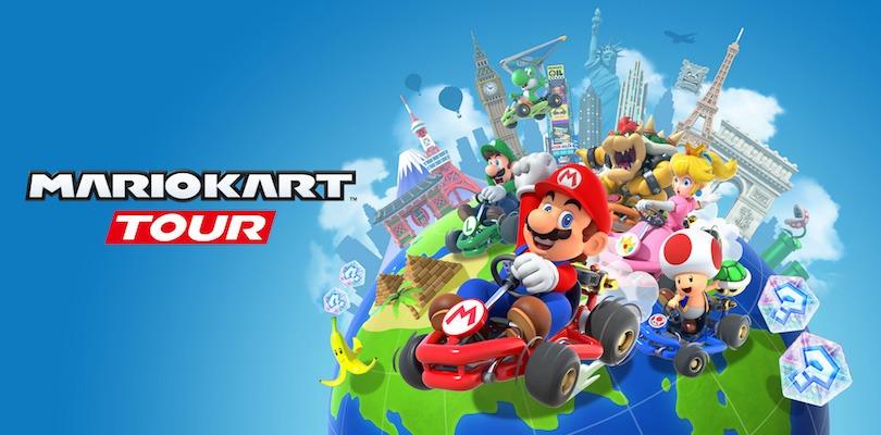 Mario Kart Tour batte tutti i record e prepara il multiplayer