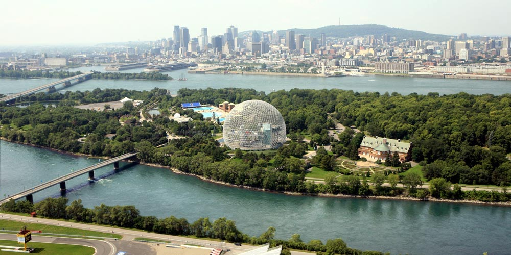 Zona Safari - Parc Jean-Drapeau Montreal