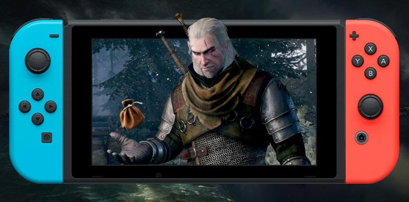 The Witcher 3 su Nintendo Switch: il nuovo trailer svela la data di lancio