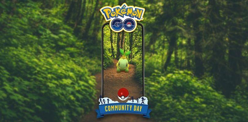 Pokémon GO Community Day di Turtwig