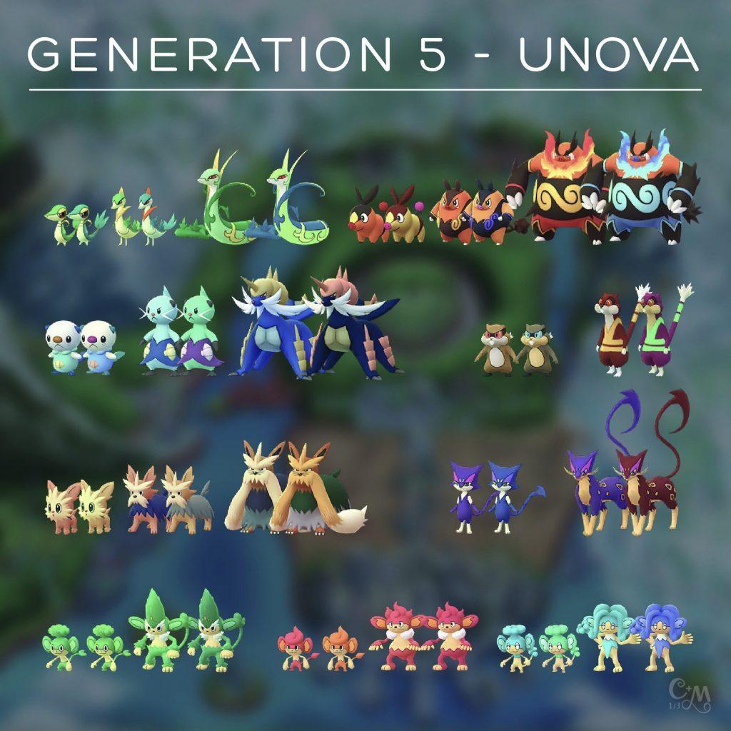 quinta generazione parte 1